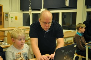 Jonas Lindemann - Föreståndare Lunarc, Lunds Universitet